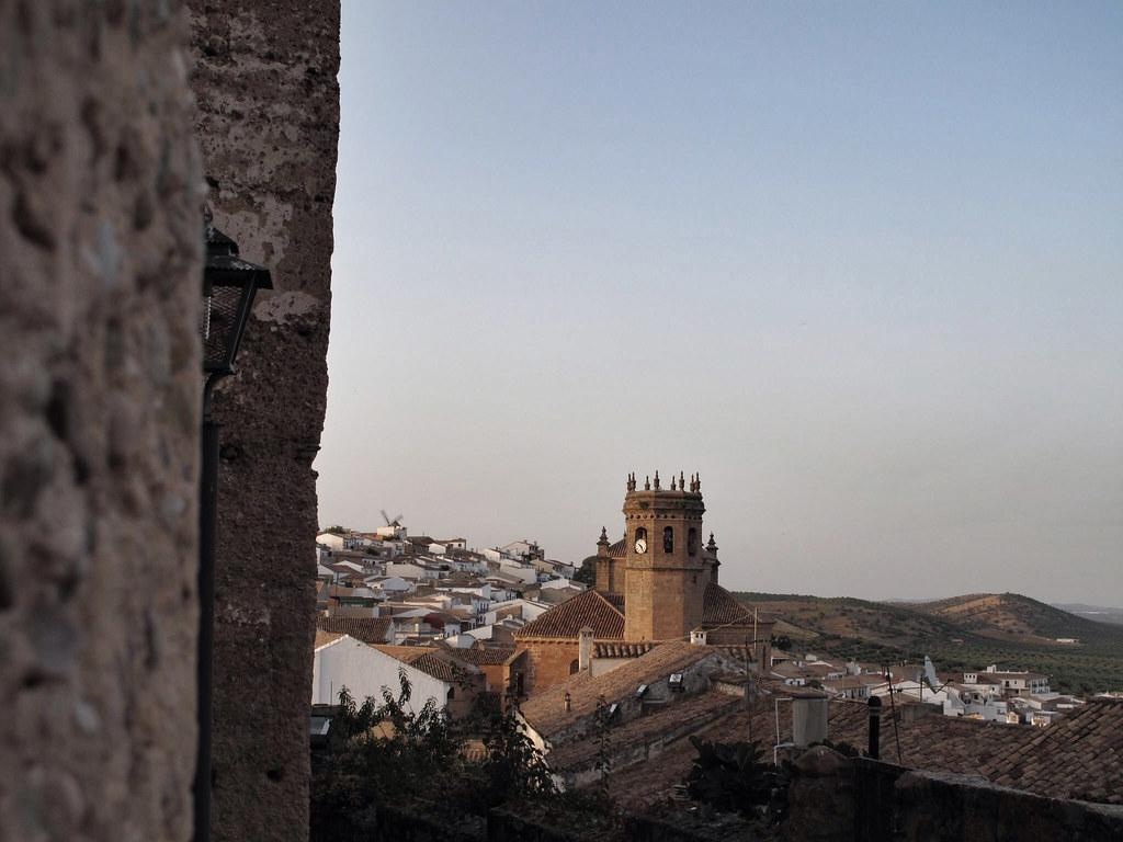 castillos baños de la encina_iglesia