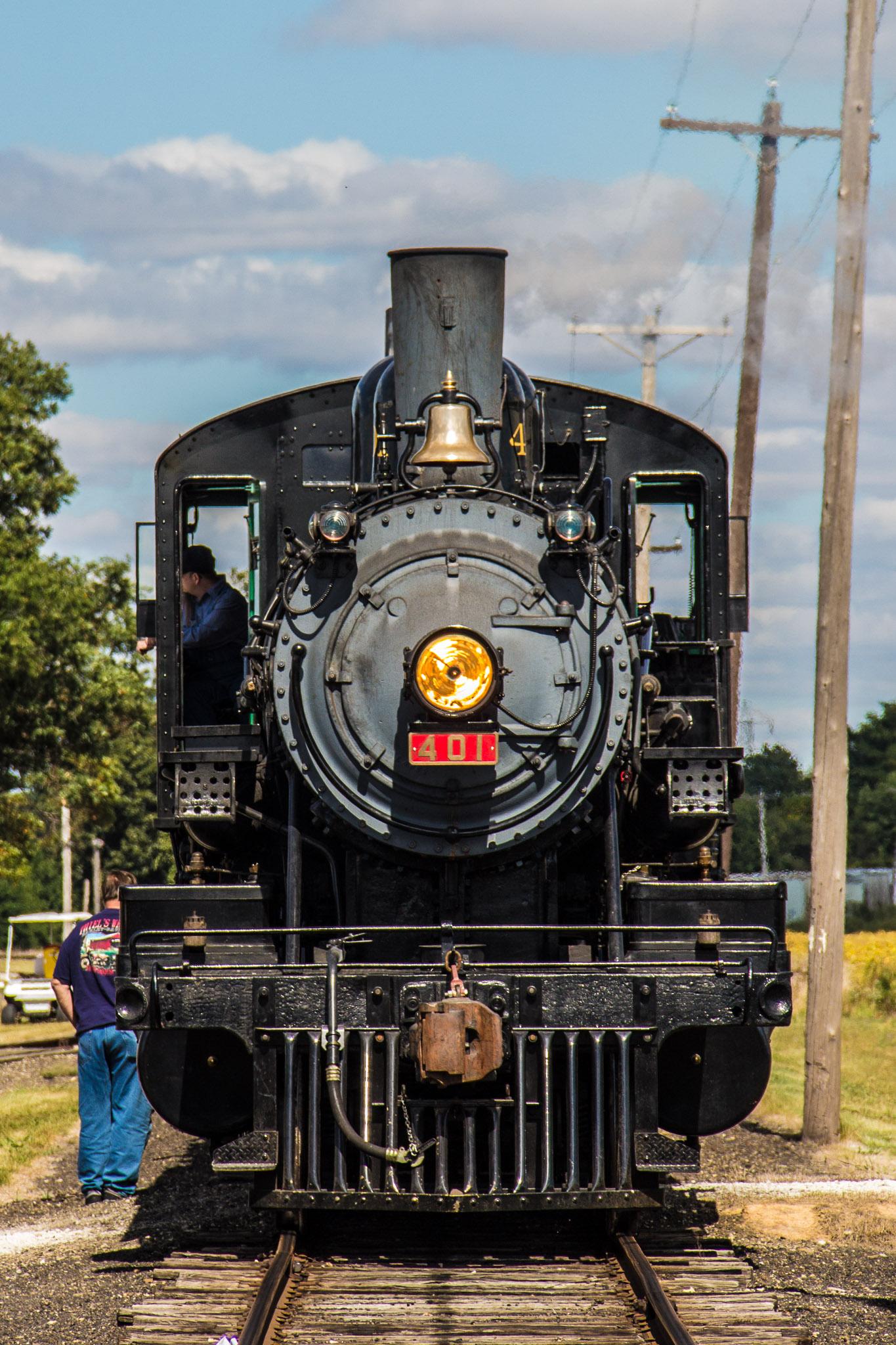 Illinois piatt county cisco - Railroad Museum Train Canon Illinois Unitedstates Engine Railway Steam Dslr Monticello T3i 2013