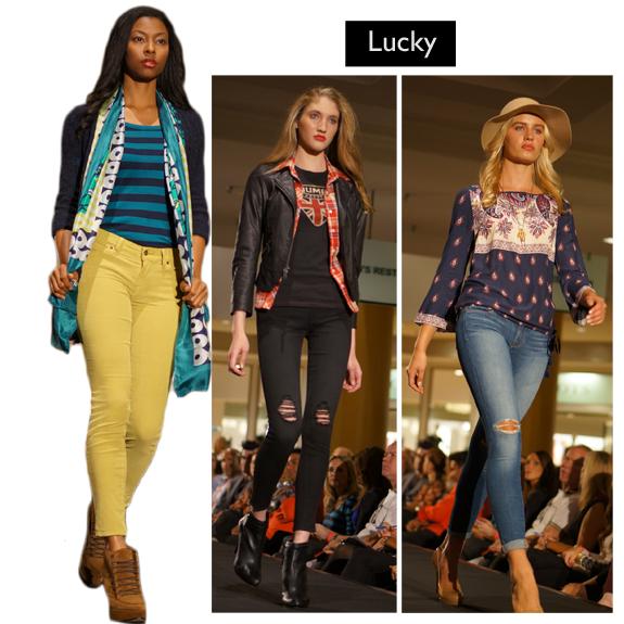 Saint Louis Fashion Week, Indulge at Plaza Frontenac, Lucky c