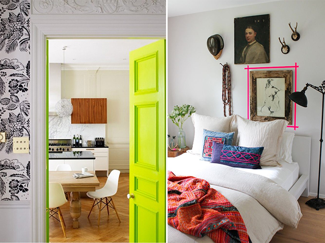 neutral and neon at home 4