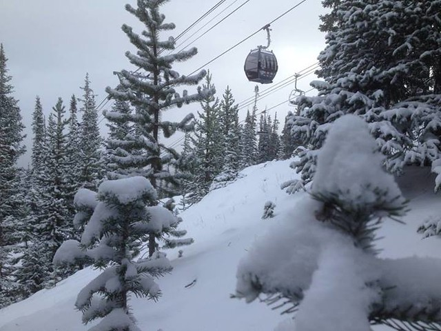 Keystone is a great place to ski