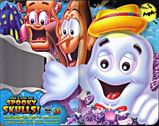 "General Mills :: BOO BERRY ; ""Peek-a-Boo"" box ii // ..front panel open (( 2003 ))"