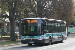 TCAT - Irisbus Citelis 12 n°291 - Ligne 1