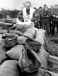 Khe Sanh, South Vietnam, February, 1971