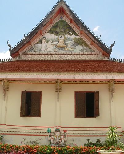 Savannakhet-Wat Sayaphoum (4)