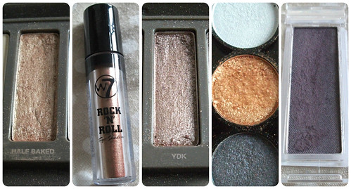 Autumn Eye Shadows Top Five