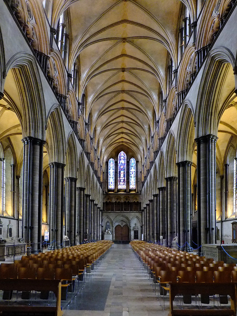 the salisbury cathedral an overview