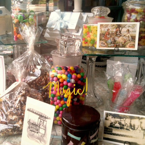 Shane's Confectionery window in Philly