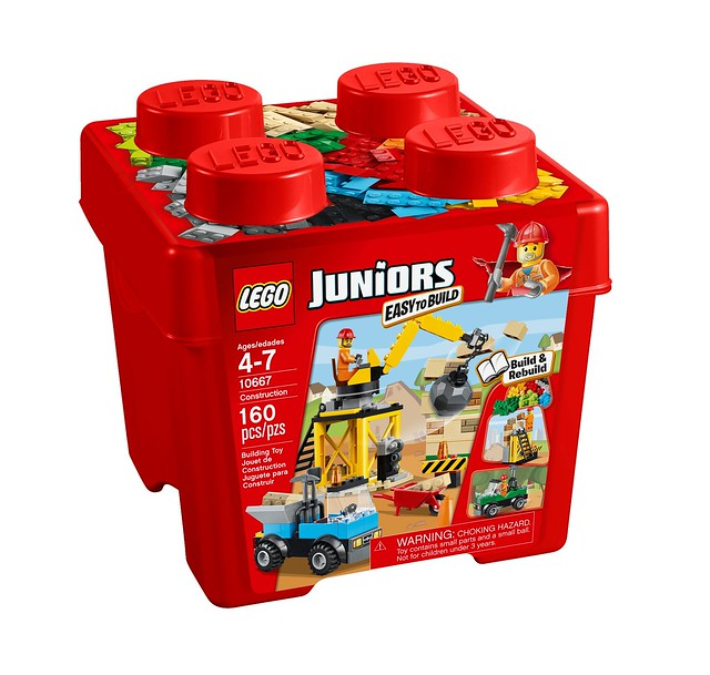LEGO Juniors 10667 - Construction
