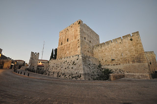 Image of  Tower of David.