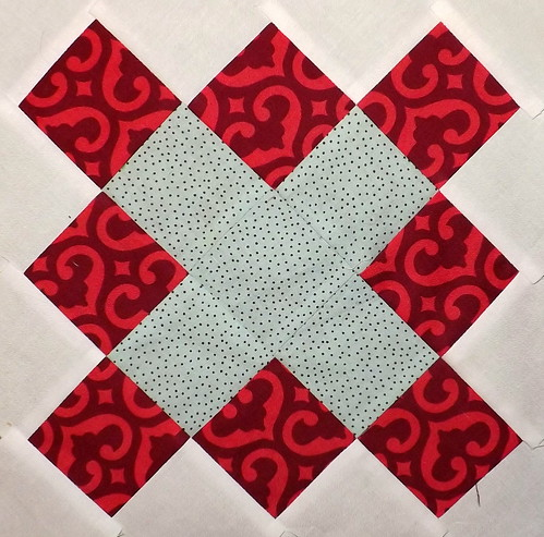 Granny Block Bee 38