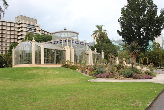 Header of Adelaide Botanic Garden