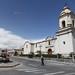 Panoramica de la Iglesia de Characato