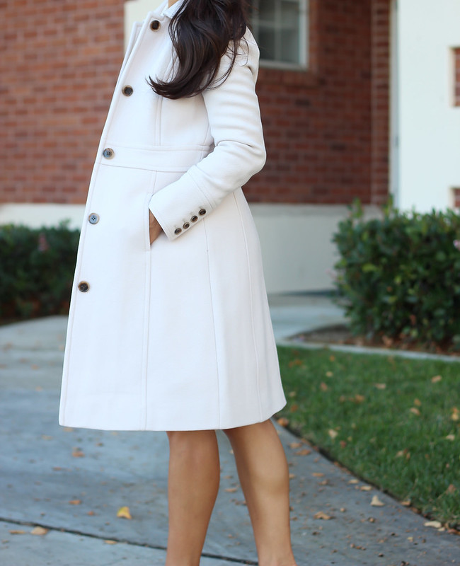J.Crew Lady Day Coat in 00P and Honeycomb Cardigan-12
