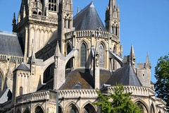 High Gothic Apse of Bayeux Cathedral