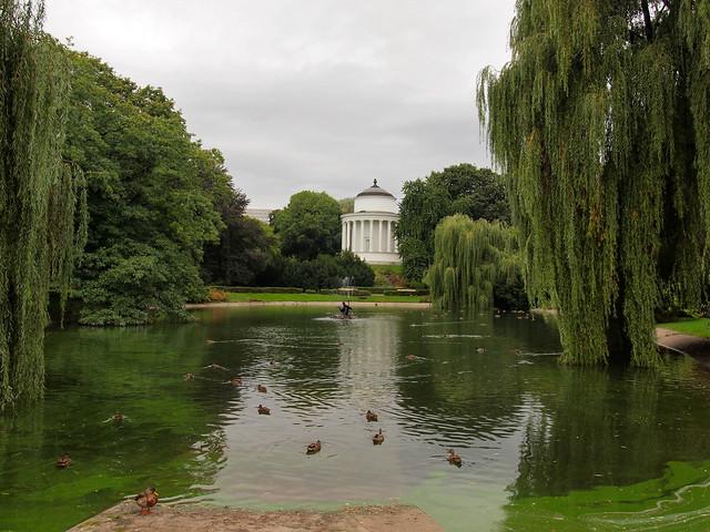 Saski Park, Warsaw