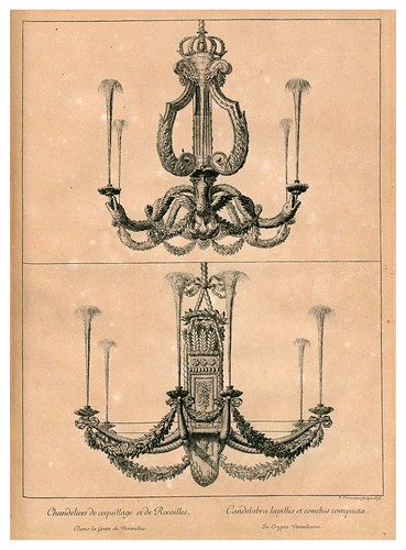 014-Description de la grotte de Versailles-1679- André Félibien- ETH-Bibliothek-e-rara