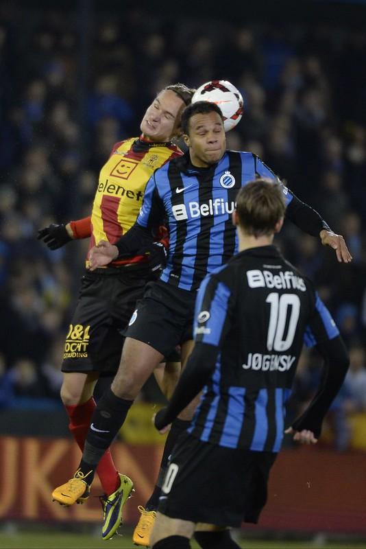 Club Brugge - KV Mechelen (7 december 2013)