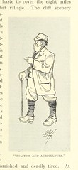 """British Library digitised image from page 141 of """"From Paddington to Penzance: the record of a summer tramp from London to the Land's End ... Illustrated by the author, etc"""""""