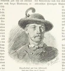 """British Library digitised image from page 77 of """"Tirol und Vorarlberg ... Mit ... einer Karte, zahlreichen Illustrationen, etc"""""""