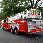 Tower Ladder 31, New Milford Fire Department, New Jersey