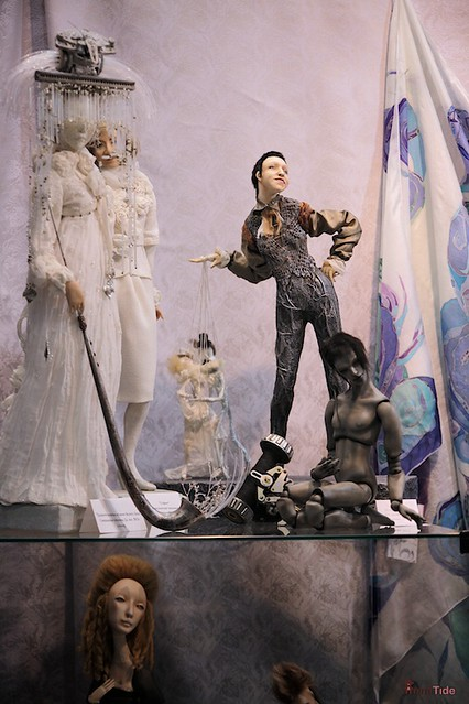 Art of doll (Moscow, december 2013) - 34