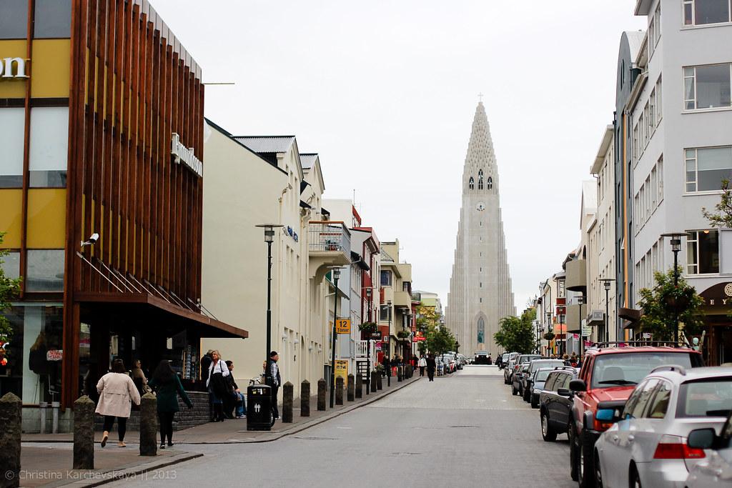Reykjavik [1]
