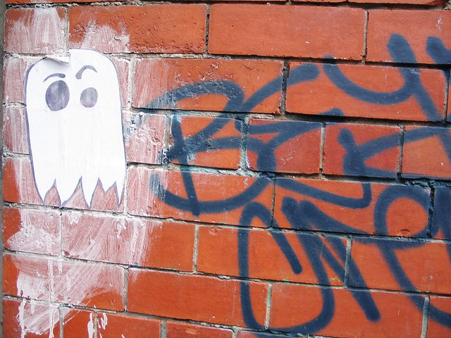 Pasty ghost, Edinburgh