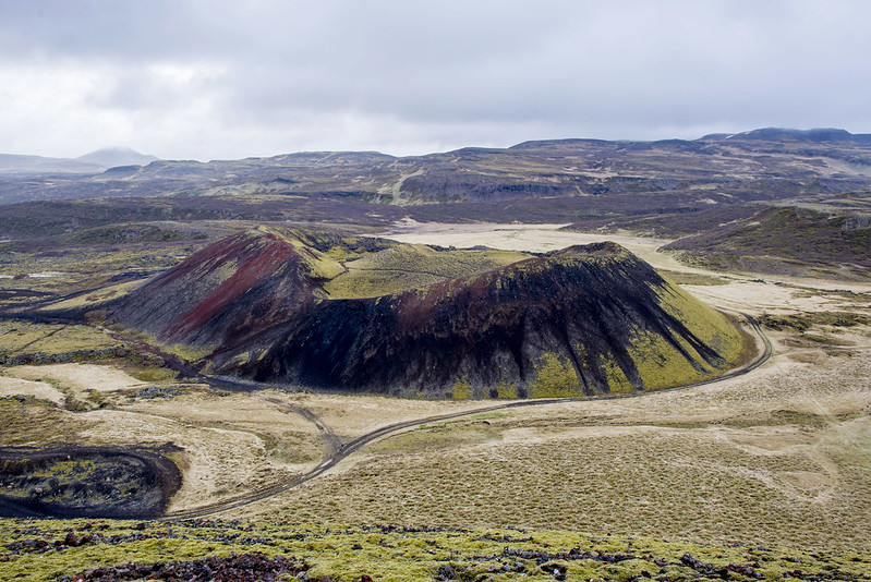 Crater Iceland