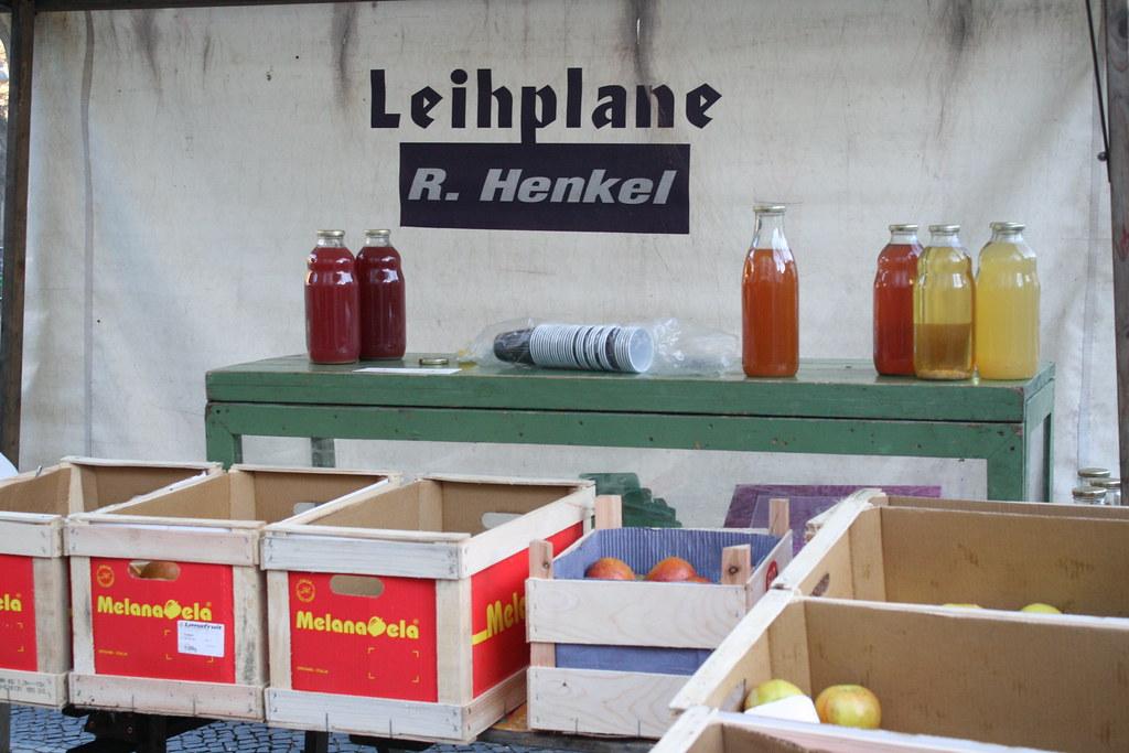 wochenmarkt boxhagenerplatz
