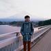Lake Kawaguchi by 小狼