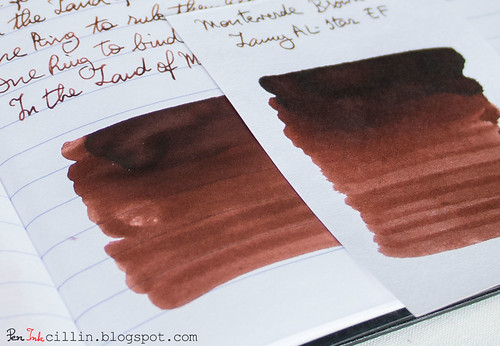 Monteverde Brown shading