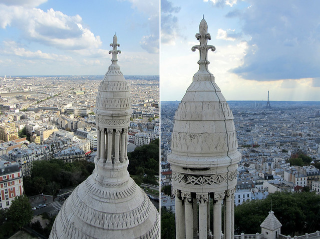Viewpoints of Paris
