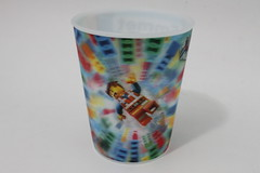 McDonald's The LEGO Movie Emmet Cup