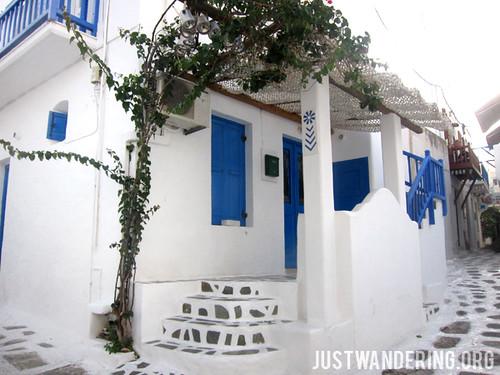 Eleanna's of Mykonos