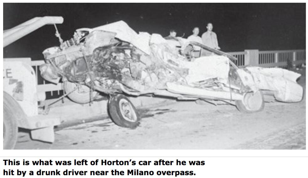 Johnny Horton - Johnny Horton Sings Texas Slim and His Cowboys