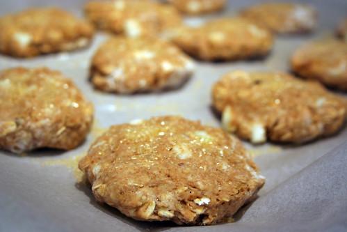 apple scones pre-baked