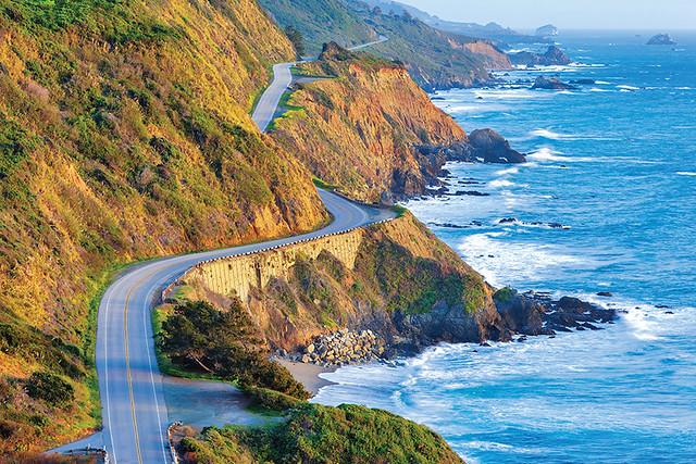 Self Drive California