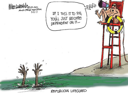 RepublicanLifeguard