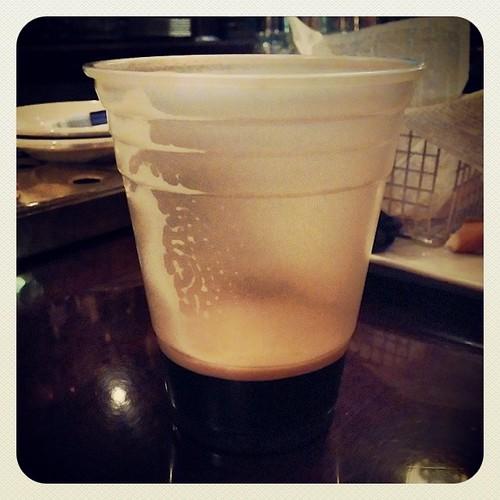 Drink Responsibly. #YouDidntFinishYourGuinness!?! @NicholsonsPub #NicholsonsGiveaway #StPattysDay