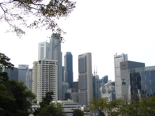 singaopre skyline