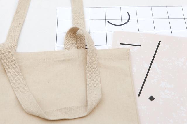 Bocetos nueva colección de bolsas tote.