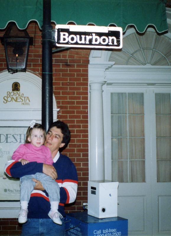 Bourbon Street, 1990