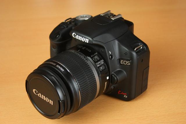 Canon EOS Kiss X3 EOS REBEL T1i EOS 500D