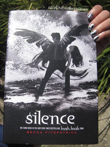 Silence by Becca Fitzpatrick