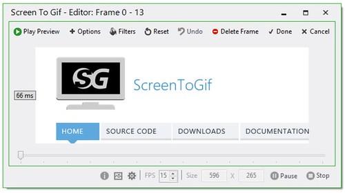 Logiciel gratuit Screen to Gif Fr 2014 Licence gratuite Enregistrer votre ecran en animation gif dans 2014 13559384375_58b1948e2b