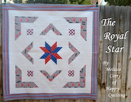 The Royal Star Quilt - A Tutorial