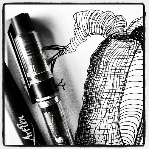 Rotring and Aristo, ma best friends .... Great to do my sketches!!!!