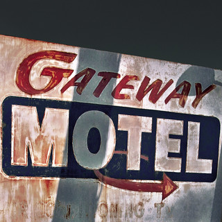 Gateway Motel - Wind Gap, PA.
