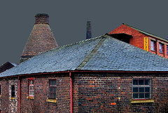 The Potteries, Staffordshire